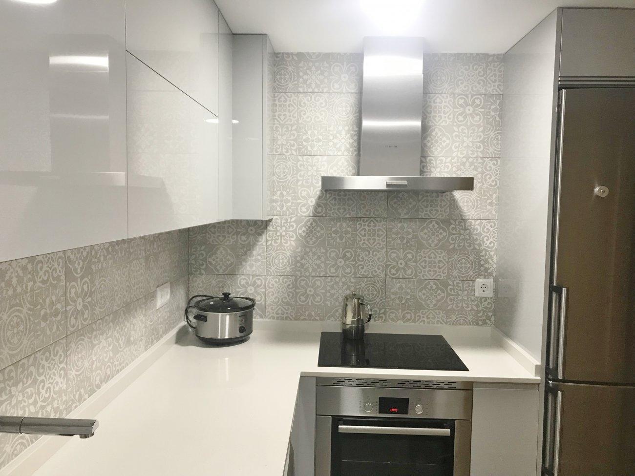 Castegar Obras - Reforma de cocina y cuarto de baño